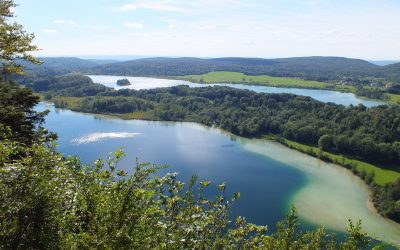 Grand Maclu et Lac d'Ilay